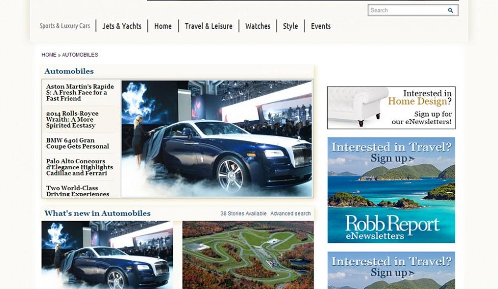 homepage- retheme